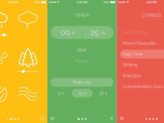 Noisli: la mejor aplicación para concentrarte