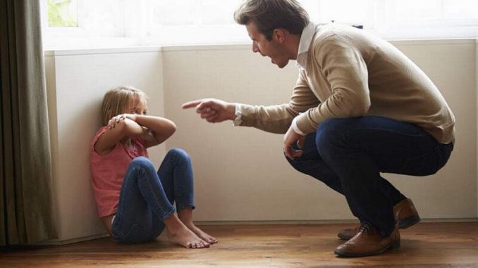 La importancia de controlar la rabia con los hijos