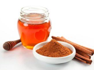 Canela con miel. Algunos de sus más conocidos usos medicinales