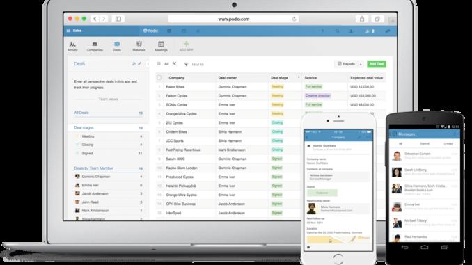 Podio: una oficina virtual para organizar tu día