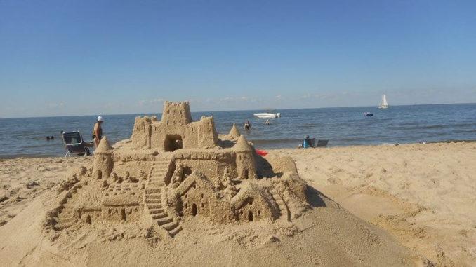 Cómo construir el mejor castillo de arena
