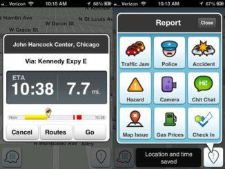 Waze: la mejor app para evitar el tráfico