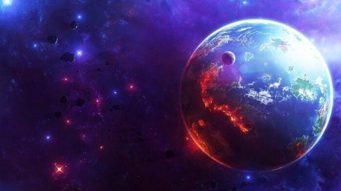 Video de la formación del universo