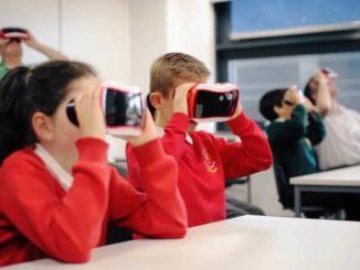 La disrupción de la realidad virtual y la realidad aumentada en la educación