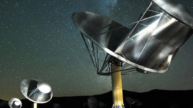 Technosearch, la nueva herramienta SETI para realizar un seguimiento de las búsquedas de vida extraterrestre