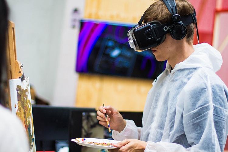 Pintando con Realidad Virtual